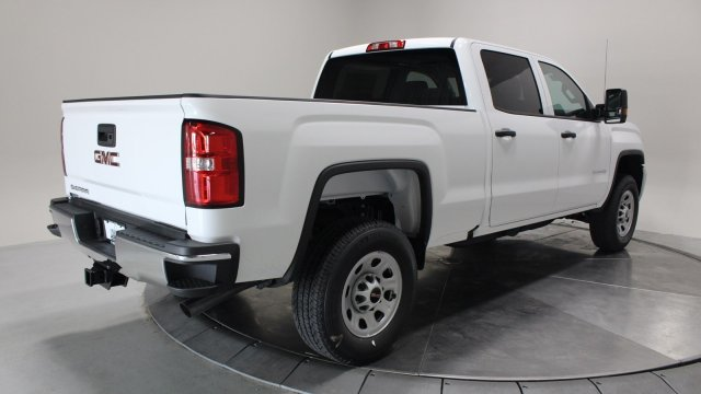 2019 Summit White GMC Sierra 3500HD Base Truck Gas/Ethanol V8 6.0L/366 Engine Automatic