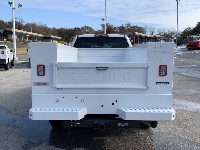 2019 Summit White GMC Sierra 3500HD Base Turbocharged Diesel V8 6.6L/403 Engine Truck Automatic