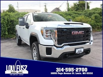 2020 GMC Sierra 2500HD Base Truck Automatic 4 Door Gas V8 6.6L/ Engine
