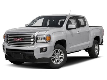2019 GMC Canyon 4WD SLE 4 Door Automatic 4X4 Truck Gas V6 3.6L/222 Engine
