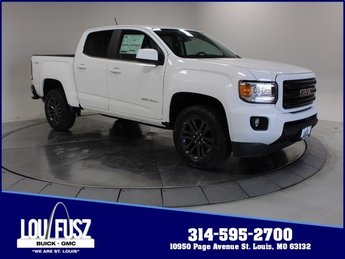 2020 Summit White GMC Canyon 4WD SLE Automatic 4X4 4 Door
