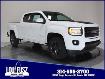 2019 GMC Canyon 4WD SLE Truck 4 Door Gas V6 3.6L/222 Engine 4X4 Automatic