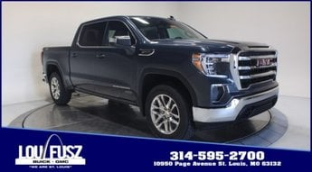 2019 Dark Sky Metallic GMC Sierra 1500 SLE Truck 4X4 Automatic Gas V8 5.3L Engine