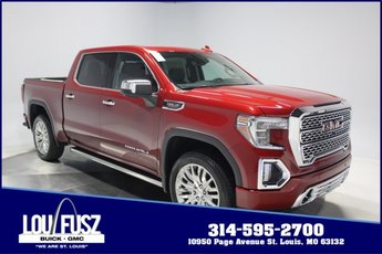 2019 Red Quartz Tintcoat GMC Sierra 1500 Denali Truck 4X4 Automatic 4 Door Gas V8 6.2L Engine