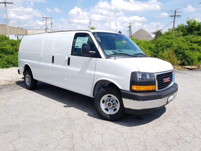 2019 GMC Savana Cargo Van Work Van 3 Door Automatic Van Gas V6 4.3L/ Engine RWD