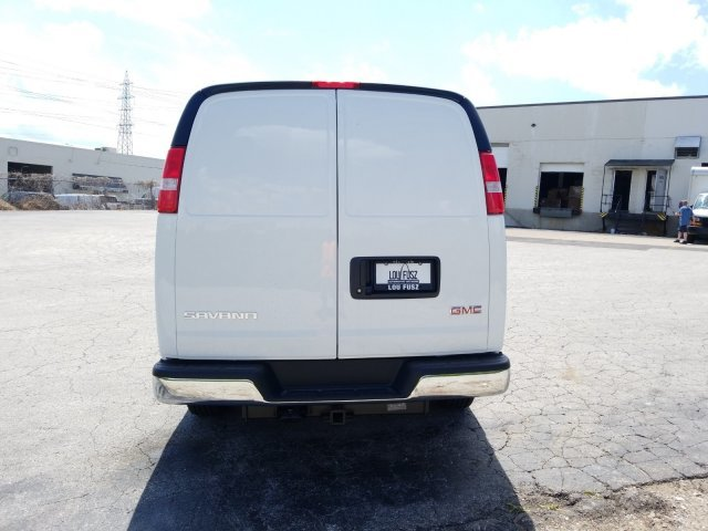 2019 GMC Savana Cargo Van Work Van RWD 3 Door Automatic