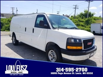 2019 GMC Savana Cargo Van Work Van Automatic 3 Door Van RWD Gas V6 4.3L/ Engine