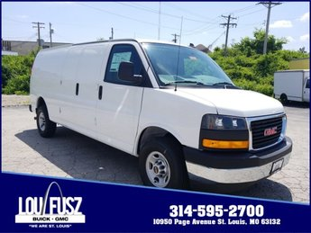 2019 GMC Savana Cargo Van Work Van 3 Door Gas V6 4.3L/ Engine Van RWD