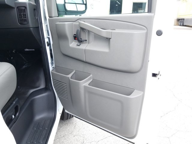 2019 GMC Savana Cargo Van Work Van 3 Door Automatic Gas/Ethanol V8 6.0L/364 Engine