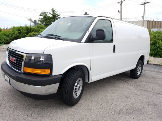 2019 GMC Savana Cargo Van Work Van Van Gas/Ethanol V8 6.0L/364 Engine Automatic RWD 3 Door