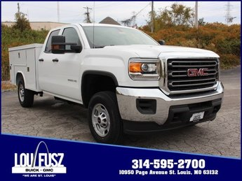 2019 GMC Sierra 2500HD Base Gas/Ethanol V8 6.0L/366 Engine Truck 4 Door Automatic