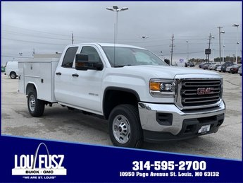 2019 GMC Sierra 2500HD Base 4 Door Gas/Ethanol V8 6.0L/366 Engine Truck