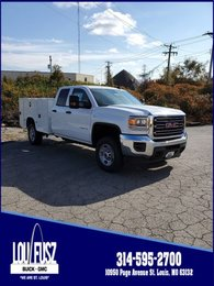 2019 GMC Sierra 2500HD Base Truck Gas/Ethanol V8 6.0L/366 Engine RWD