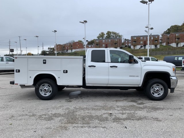 2019 GMC Sierra 2500HD Base Automatic Gas/Ethanol V8 6.0L/366 Engine 4 Door Truck 4X4