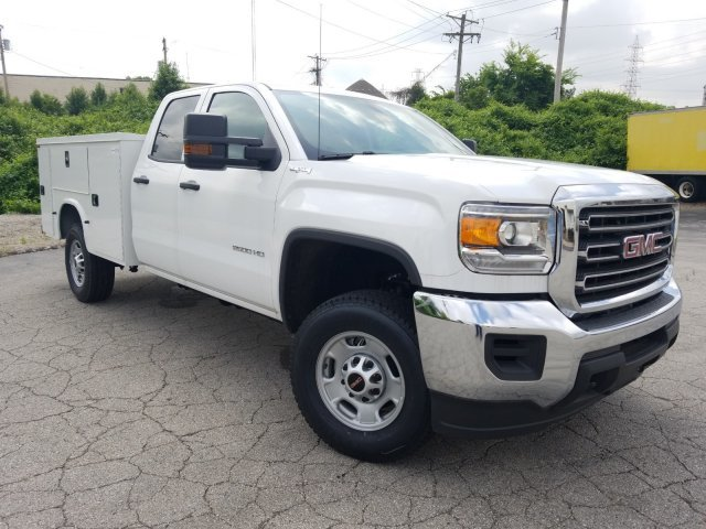 2019 GMC Sierra 2500HD Base 4X4 4 Door Truck Automatic