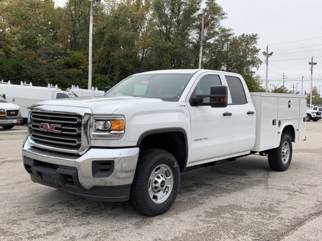 2019 GMC Sierra 2500HD Base Automatic 4X4 Truck Gas/Ethanol V8 6.0L/366 Engine 4 Door