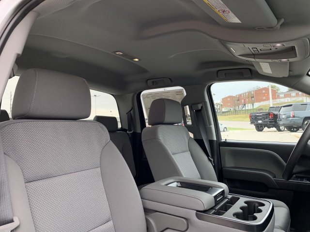 2019 GMC Sierra 2500HD Base 4 Door Gas/Ethanol V8 6.0L/366 Engine Automatic 4X4 Truck