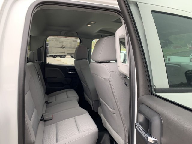 2019 Summit White GMC Sierra 2500HD Base 4 Door Automatic 4X4