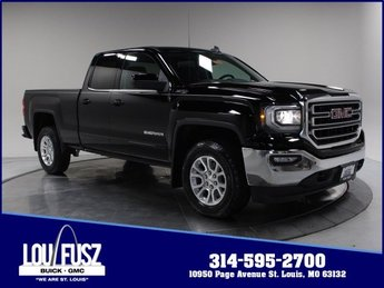 2019 GMC Sierra 1500 Limited SLE Automatic 4 Door 4X4