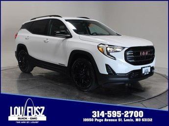 2020 GMC Terrain SLE SUV Automatic 4 Door FWD Turbocharged Gas/E15 I4 1.5L/92 Engine