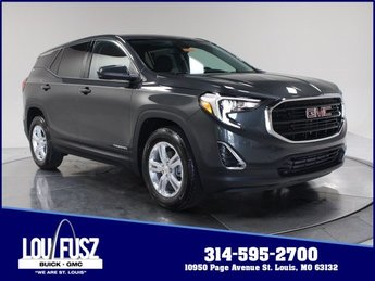 2020 GMC Terrain SLE SUV Turbocharged Gas/E15 I4 1.5L/92 Engine Automatic