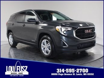 2020 GMC Terrain SLE FWD SUV Automatic 4 Door Turbocharged Gas/E15 I4 1.5L/92 Engine