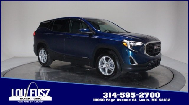 2020 GMC Terrain SLE 4 Door FWD Automatic Turbocharged Gas/E15 I4 1.5L/92 Engine SUV