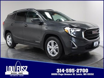 2020 Graphite Gray Metallic GMC Terrain SLE 4 Door Automatic SUV