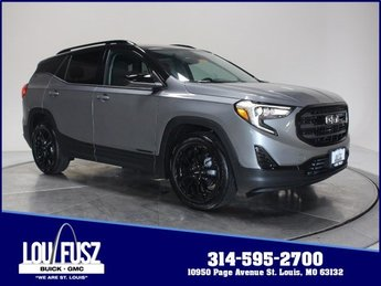 2020 Satin Steel Metallic GMC Terrain SLE Turbocharged Gas/E15 I4 1.5L/92 Engine 4 Door Automatic SUV FWD