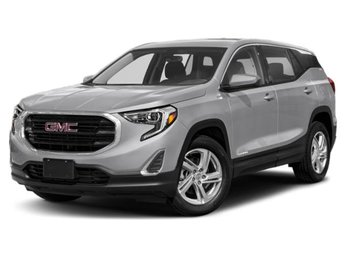 2020 Quicksilver Metallic GMC Terrain SLE Automatic SUV Turbocharged Gas/E15 I4 1.5L/92 Engine 4 Door FWD