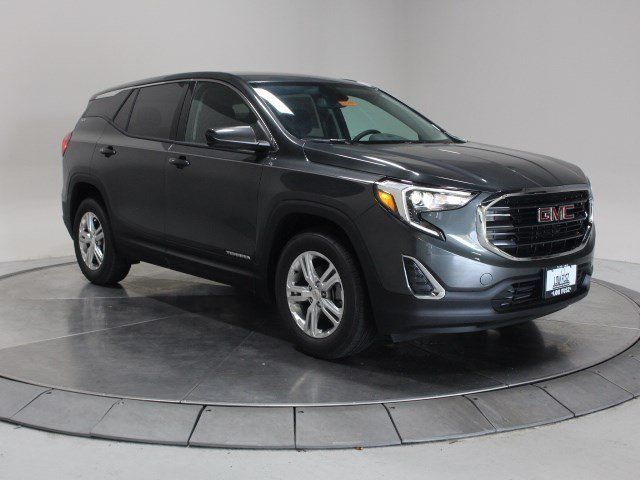 2020 GMC Terrain SLE SUV FWD Automatic Turbocharged Gas/E15 I4 1.5L/92 Engine 4 Door