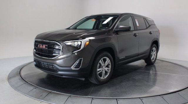 2020 Smokey Quartz Metallic GMC Terrain SLE 4 Door SUV Automatic