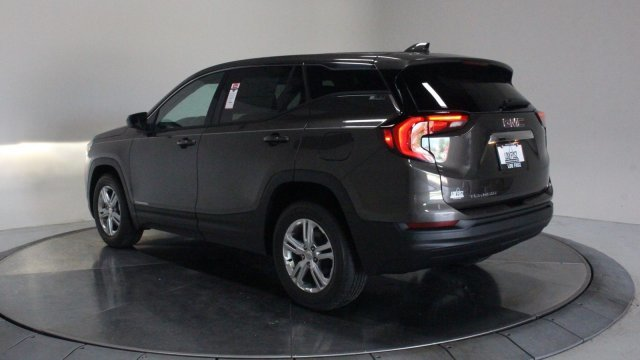 2020 Smokey Quartz Metallic GMC Terrain SLE 4 Door FWD SUV Turbocharged Gas/E15 I4 1.5L/92 Engine Automatic