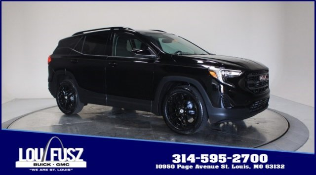 2020 GMC Terrain SLE FWD 4 Door SUV Automatic Turbocharged Gas/E15 I4 1.5L/92 Engine