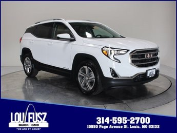 2020 GMC Terrain SLT FWD SUV Turbocharged Gas/E15 I4 1.5L/92 Engine 4 Door