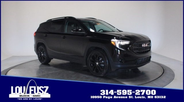 2020 GMC Terrain SLT FWD SUV Turbocharged Gas/E15 I4 2.0L/122 Engine