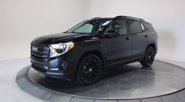 2020 Ebony Twilight Metallic GMC Terrain SLT 4 Door SUV Automatic