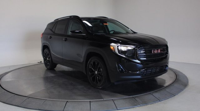2020 GMC Terrain SLT SUV FWD 4 Door Turbocharged Gas/E15 I4 2.0L/122 Engine Automatic