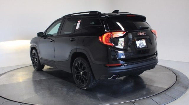 2020 Ebony Twilight Metallic GMC Terrain SLT FWD SUV 4 Door Automatic