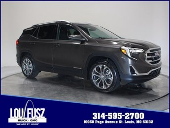 2020 GMC Terrain SLT Automatic Turbocharged Gas/E15 I4 2.0L/122 Engine SUV 4 Door FWD