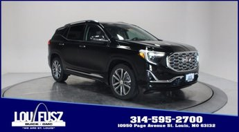 2020 GMC Terrain Denali SUV 4 Door FWD Turbocharged Gas/E15 I4 2.0L/122 Engine