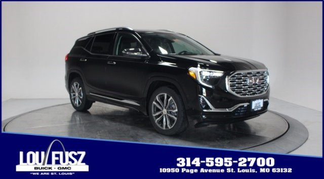 2020 GMC Terrain Denali FWD Automatic Turbocharged Gas/E15 I4 2.0L/122 Engine