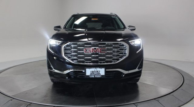 2020 Ebony Twilight Metallic GMC Terrain Denali FWD Automatic SUV