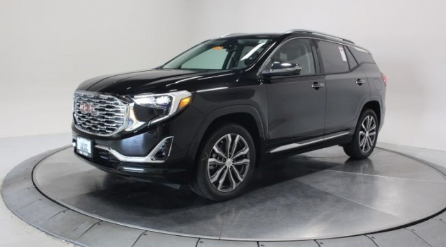 2020 GMC Terrain Denali FWD 4 Door Turbocharged Gas/E15 I4 2.0L/122 Engine