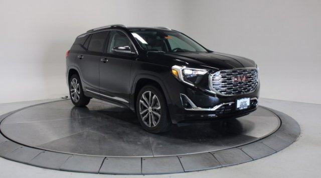2020 GMC Terrain Denali FWD Turbocharged Gas/E15 I4 2.0L/122 Engine 4 Door SUV Automatic