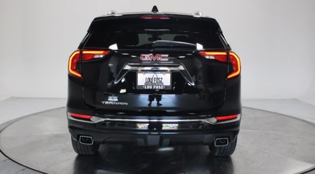 2020 GMC Terrain Denali Automatic 4 Door Turbocharged Gas/E15 I4 2.0L/122 Engine FWD SUV