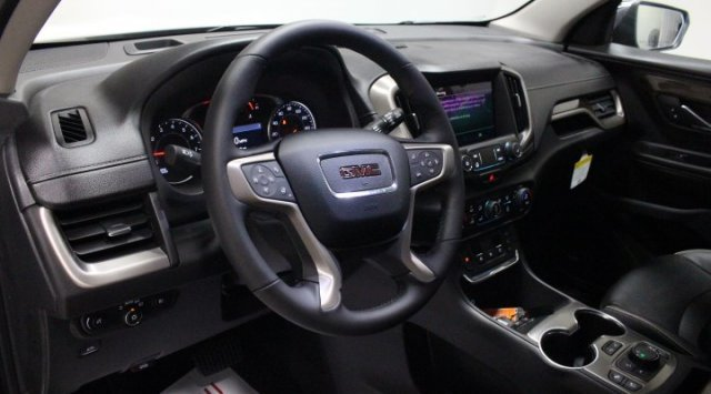 2020 GMC Terrain Denali Turbocharged Gas/E15 I4 2.0L/122 Engine Automatic 4 Door FWD