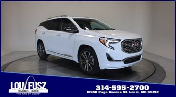 2020 GMC Terrain Denali FWD Automatic Turbocharged Gas/E15 I4 2.0L/122 Engine SUV 4 Door