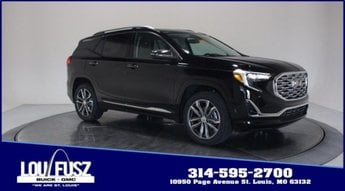 2020 Ebony Twilight Metallic GMC Terrain Denali 4 Door Automatic Turbocharged Gas/E15 I4 2.0L/122 Engine SUV