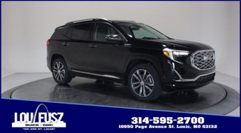 2020 Ebony Twilight Metallic GMC Terrain Denali Turbocharged Gas/E15 I4 2.0L/122 Engine Automatic AWD SUV 4 Door